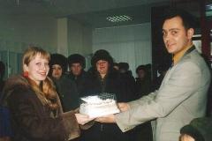 У Пушкиных 14-02-03