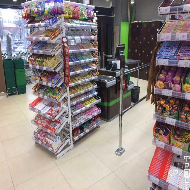 основы мерчандайзинга в магазине продуктов