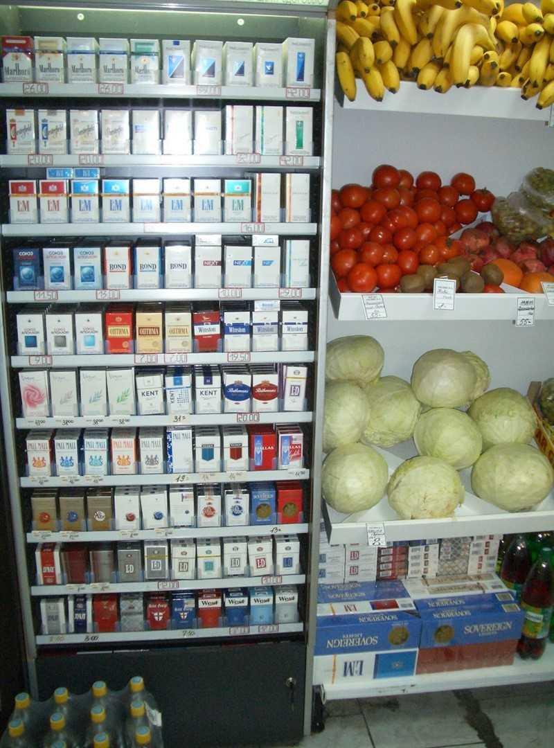 основы мерчандайзинга в продуктовом магазине