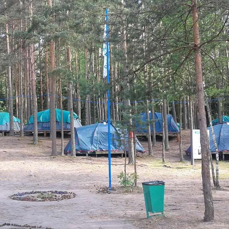 """Палаточный лагерь """"Родник"""""""