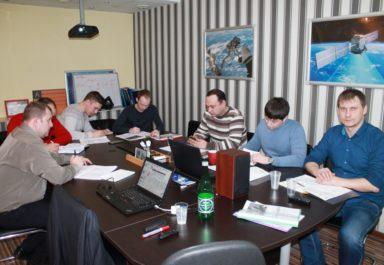 Серия тренингов по продажам для группы компаний по системам спутниковой навигации и логистическим услугам